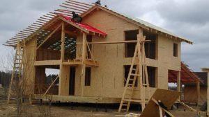 Строительство домов из каркаса