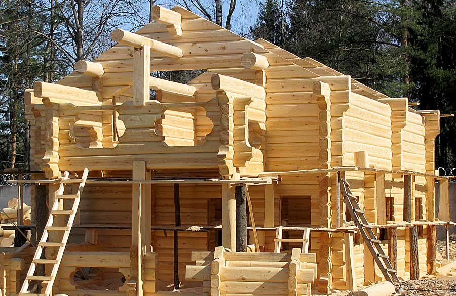 скромное деревянные дома устройство фото шторы являются